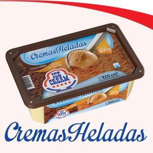 Helado Chocolate Dulce de Leche