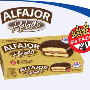 Helado Alfajor