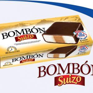 Helado Bombón Suizo