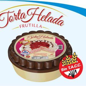 Helado Torta Frutilla
