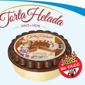 Helado Torta Dulce de Leche