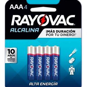 Pilas Alcal AAA