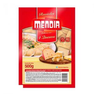 Ravioles 4 quesos